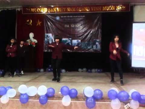 BAAT - 5 super girls dance