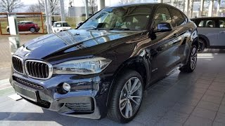getlinkyoutube.com-2015 BMW X6 xDrive 30d M Sportpaket | -[BMW.view]-
