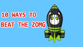 getlinkyoutube.com-10 Ways To Beat The ZOMG - Bloons TD Battles