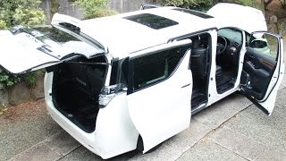 getlinkyoutube.com-トヨタ、新型ヴェルファイア【オーナーズ◆アイ】詳細検証:アルファード
