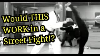 getlinkyoutube.com-Useless Martial Arts - How Dangerous are they!?