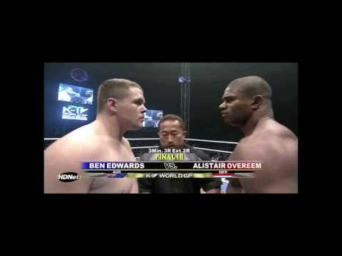 Alistair Overeem - Knockouts  Highlight