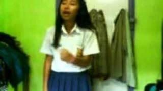 getlinkyoutube.com-Siswi SMP beraksi di kamar
