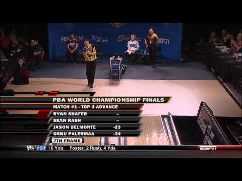 2011 2012 PBA World Championship Finals   Match 01