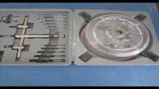 getlinkyoutube.com-Corona para hacer agujeros en techos de escayola o pladur