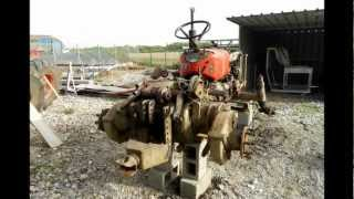 getlinkyoutube.com-Zetor tractor restoration
