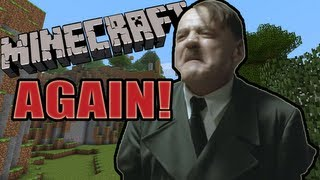 getlinkyoutube.com-Hitler Plays Minecraft AGAIN!
