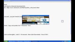 getlinkyoutube.com-Premium 4Shared Bypass Free Download [Easy Ways]