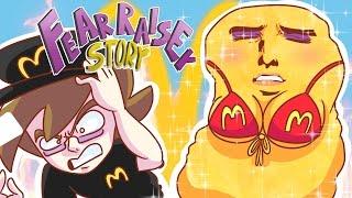 getlinkyoutube.com-Work Stories... (McDonalds) | Animated Story time!