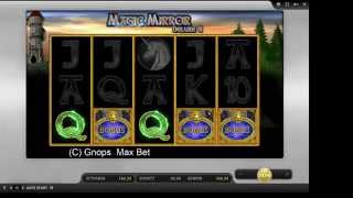 Merkur Magic Mirror Deluxe 20 Euro Max Bet