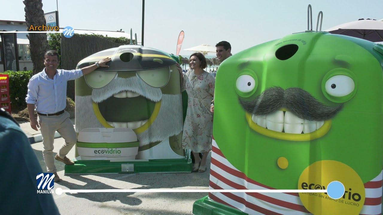 Manilva participa en la campaña de verano «Movimiento Banderas Verdes»