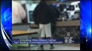 getlinkyoutube.com-Two Black Women Severely Beaten After Attacking A Worker At McDonalds