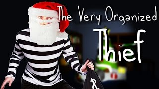 getlinkyoutube.com-SANTA'S A THIEF! | The Very Organised Thief Christmas Edition