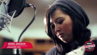NESCAFÉ MusikNation - Anggia Anggun - Kampung Nan Jauh Di mato
