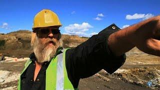 getlinkyoutube.com-Exclusive Tour of Tony Beet's Bleeping Claim | Gold Rush