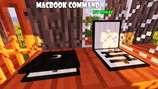 getlinkyoutube.com-[Review] Minecraft Command Block Macbook แมคบุ๊คโคตรสุดมีประโยชน์