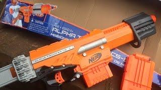 getlinkyoutube.com-Review: The New 2015 XD Elite Alpha-Trooper by Nerf