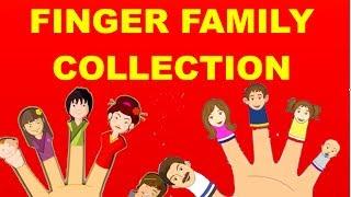 getlinkyoutube.com-Finger Family Collection - 15 Finger Family Nursery Rhymes | Daddy Finger Nursery Rhymes