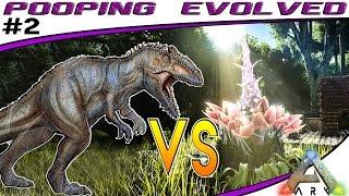 getlinkyoutube.com-ARK: Survival Evolved - Plant Species X vs Giganotosaurus