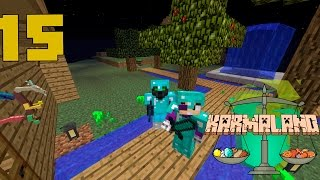KARMALAND - JARDIN DE LOCURA!! -  Episodio 15 - Minecraft serie de mods - sTaXx