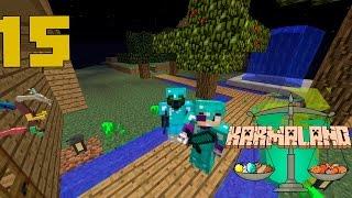 getlinkyoutube.com-KARMALAND - JARDIN DE LOCURA!! -  Episodio 15 - Minecraft serie de mods - sTaXx