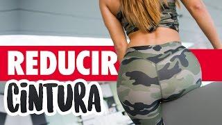 getlinkyoutube.com-REDUCIR CINTURA 10min Ejercicios vientre plano | Stop Flat Stomach