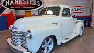 getlinkyoutube.com-1952 Chevy 3100 5-Window Truck for Sale