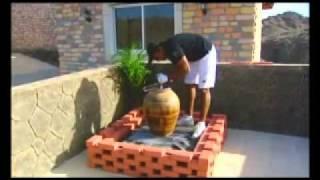 getlinkyoutube.com-احمد العزاني كيف تصنع نافورة في اقل من ساعة. Ahmed alazzani how to make easy fountain