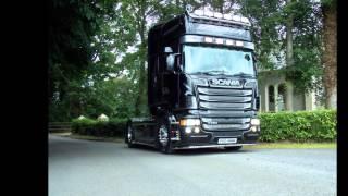 getlinkyoutube.com-Scania V8 R620 PDR Transport