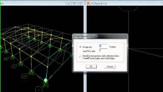 getlinkyoutube.com-Video SAP2000 Galpón Metálico Parte 1