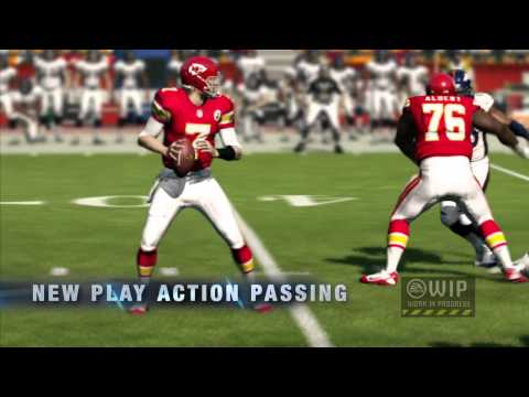 Thumbnail image for ''Madden NFL 13' Gameplay & Presentation Trailer'