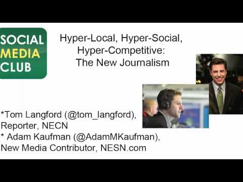 hqdefault Social Media Club: Interview Adam Kaufman &amp; Tom Langford