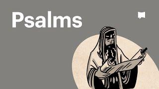 Read Scripture: Psalms