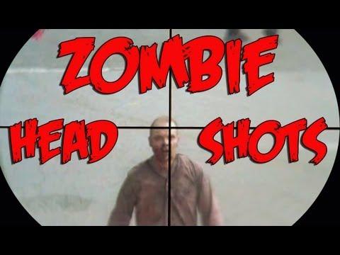 Zombie Headshots - Supercut