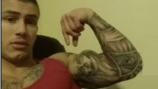 getlinkyoutube.com-Bodybuilder Michael Hoffman Has An X-Rated Confession For His Fans