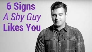 getlinkyoutube.com-6 Signs a Shy Guy Likes You