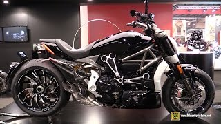 getlinkyoutube.com-2016 Ducati xDiavel S - Walkaround - Debut at 2015 EICMA Milan