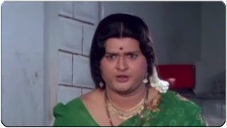 getlinkyoutube.com-Sudhakar Lady Getup Best Comedy Scene Must Watch || Street Fighter movie || Vijaya Shanthi,. Ali