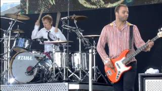 getlinkyoutube.com-Muse - Hysteria live @ Live 8 2005