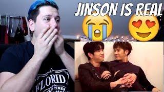 getlinkyoutube.com-GOT7 JINSONS FIRST DATE (Jackson & Jinyoung)   Reaction