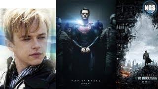 Actor for Harry Osborn in Amazing Spider-Man 2,Poster for Man of Steel & DARKSEID IN JL FILM!?