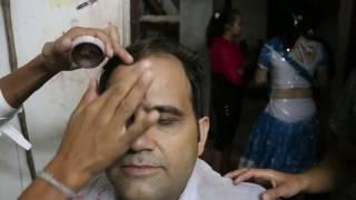 getlinkyoutube.com-Manoj Gajurel Comedy || The Making Of Lal Babu Pandit || Gaijatra 2072