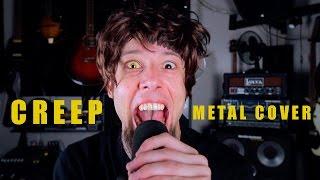 getlinkyoutube.com-Creep (metal cover by Leo Moracchioli)