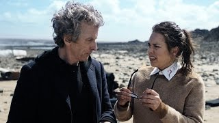 Osgood And The Doctor - The Zygon Inversion - Doctor Who Series 9