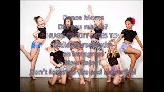 getlinkyoutube.com-Dance Moms - Did you realise?