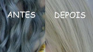 getlinkyoutube.com-COMO DESBOTAR O CABELO/COMO RETIRAR PIGMENTOS COM SHAMPOO (Especial cabelo chumbado)