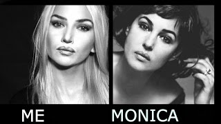 getlinkyoutube.com-Monica Bellucci Makeup Tutorial
