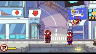 getlinkyoutube.com-Scribblenauts Unlimited 59 Spiderman and Chuck Norris in Object Editor