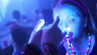 Girl Trips Hard On Molly And Finger Lights!