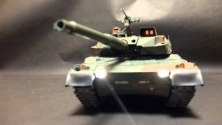 getlinkyoutube.com-10式戦車 TAMIYAフルオペ TEST